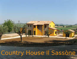 Country House Il Sassóne